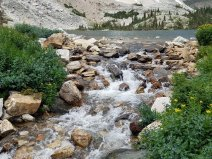 Waterfall, Snowy Range